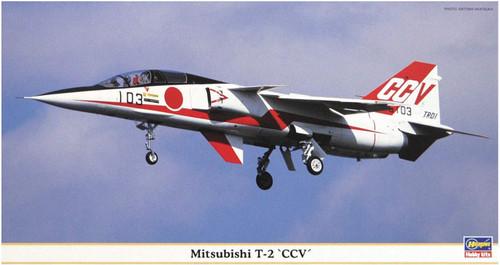 Hasegawa 96929 Mitsubishi T-2 CCV 1/48 Scale Kit