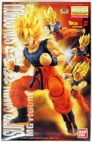 Bandai MG Figure-rise Super Saiyan Son Gokou 1/8 Scale Plastic Model Kit