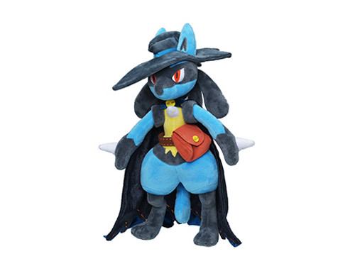 Pokemon Center Original Plush Doll Halloween Festival! Lucario