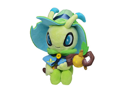 Pokemon Center Original Plush Doll Halloween Festival! Celebi
