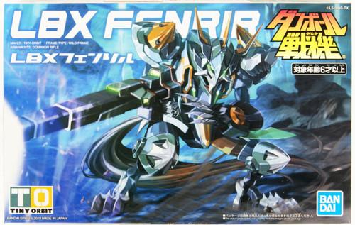 Bandai LBX 011 LBX Fenrir DanBall Senki Non-Scale Kit