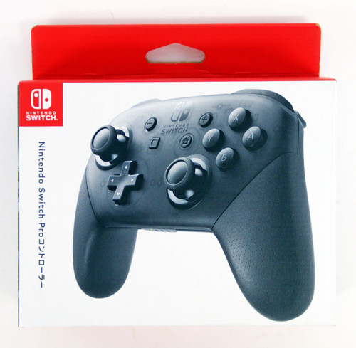 Genuine Nintendo Switch Controller Pro Wireless NEW JTK-4902370535730