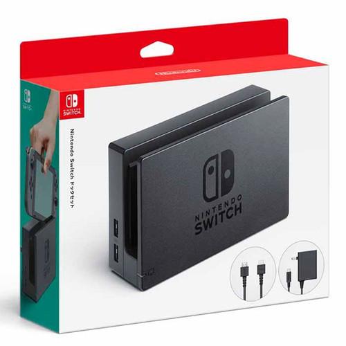 Nintendo Switch Official Docking Station Dock Set Japan JTK-4902370536492