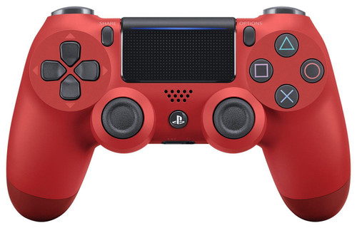 Sony PS4 PlayStation 4 Controller (DUALSHOCK 4) Magma Red JTK-4948872414296