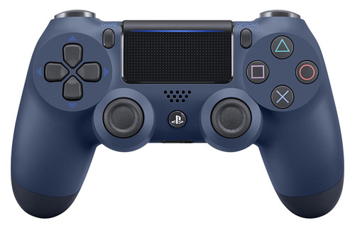Sony PS4 PlayStation 4 Controller (DUALSHOCK 4) Midnight Blue JTK-4948872414562