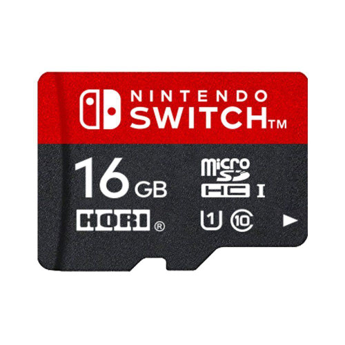 Hori 16GB MicroSD Card for Nintendo Switch JTK-4961818027640