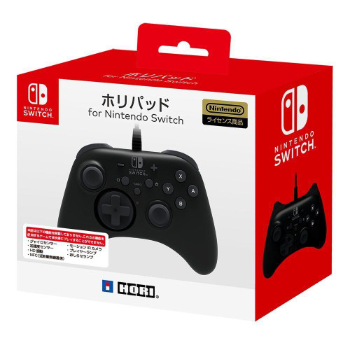 Hori Horipad Controller Pad for Nintendo Switch JTK-4961818027183