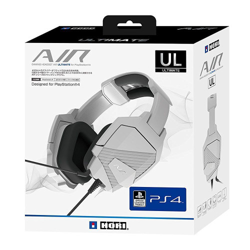 Hori PS4 Gaming Headset Air Ultimate For Playstation 4 JTK 4961818026612
