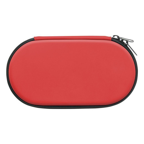 Hori PSV New Hard Pouch for Playstation Vita Red JTK 4961818027053