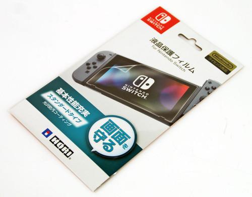 Hori Screen Protective Film Standard Type for Nintendo Switch JTK-4961818027503