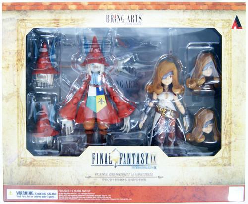 Square Enix Bring Arts Final Fantasy IX Freya & Beatrix Figure