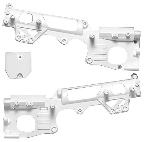 Tamiya 47406 F Parts Frame Set White for WR02-CB