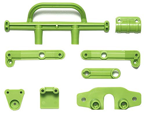 Tamiya 47408 M Parts Bumper Set Yellow Green for WR02-CB