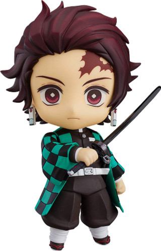 Good Smile Nendoroid 1193 Tanjiro Kamado (Kimetsu no Yaiba: Demon Slayer)