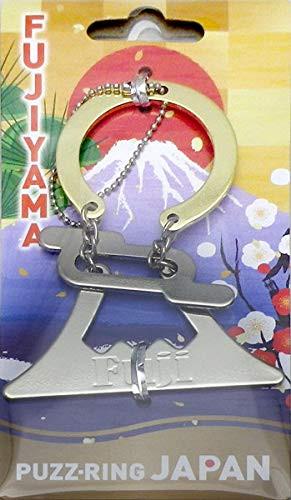 Hanayama Puzzle Puzz Ring Japan FUJIYAMA