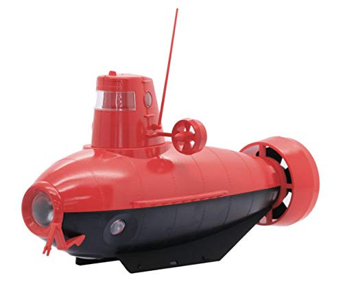 Fujimi 170893 Research Series No.61 Submarine (Red x Black)