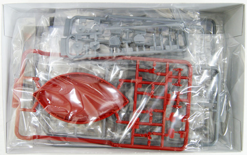 Fujimi 22909 35 Chibi-Maru Fleet Kirishima (w/Photo-Etched & Wooden Deck Sticker) non-scale kit