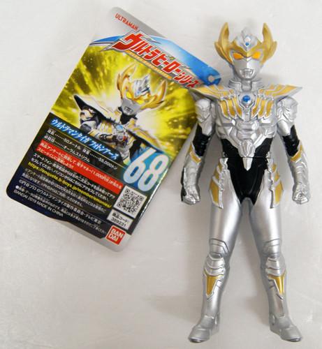 Bandai Ultraman Ultra Hero Series 68 Ultraman Taiga Photon Earth Figure