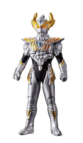Bandai Ultraman Ultra Hero Series 68 Ultraman Taiga Photon Earth Figure