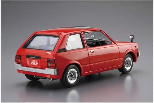 Aoshima 57858 The Model Car Suzuki SS30V Alto/SS20 Cervo 79 set 1/20 Scale Kit