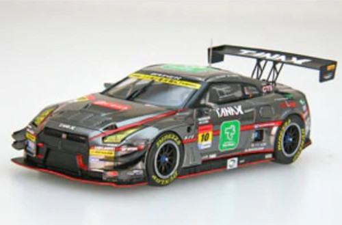 Ebbro 45526 GAINER TANAX AAA GT-R SUPER GT GT300 2017 No.10 (Grey) 1/43 Scale