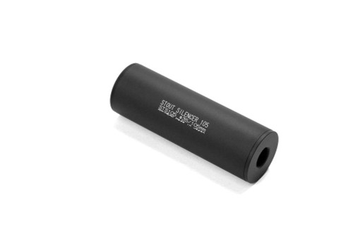 KM STS105 35 Stout Silencer 105 for M14 Screw (Clockwise / Anticlockwise)