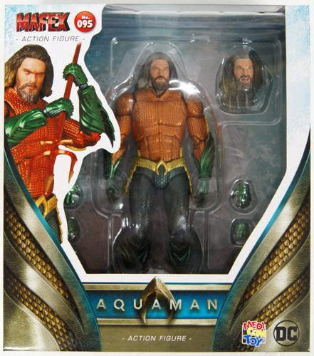 Medicom MAFEX 095 Aquaman (AQUAMAN Ver.) Figure