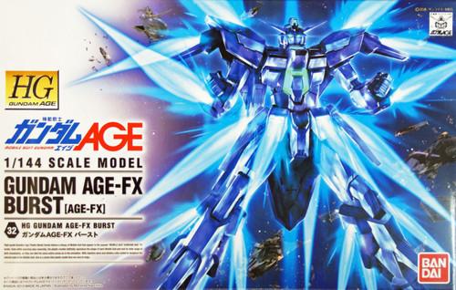 Bandai Gundam HG AGE-32 AGE-FX Burst (AGF-FX) 1/144 Scale Kit