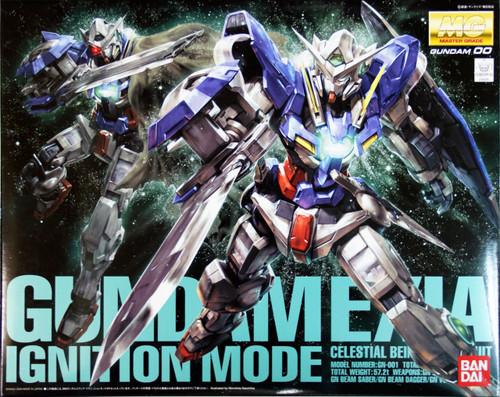 Bandai MG 610157 Gundam GN-001 EXIA Ignition Mode 1/100 Scale Kit