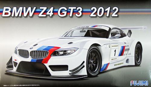 Fujimi RS-15 BMW Z4 GT3 2012 Model 1/24 Scale Kit