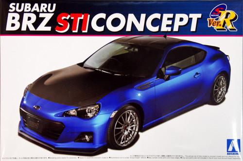 Aoshima 06276 Subaru BRZ STI CONCEPT 1/24 Scale Kit