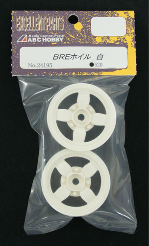 TTR (1/12) Wheel BRE / White