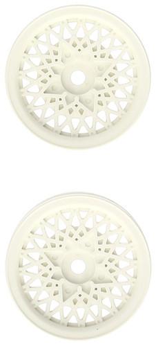 TTR (1/12) Wheel S-Mesh / White