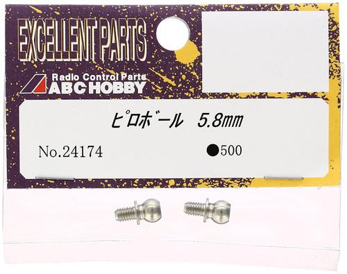 5.8mm Ball for STR System