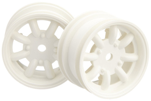 REINFORCED TTR (1/12) Wheel WHITE