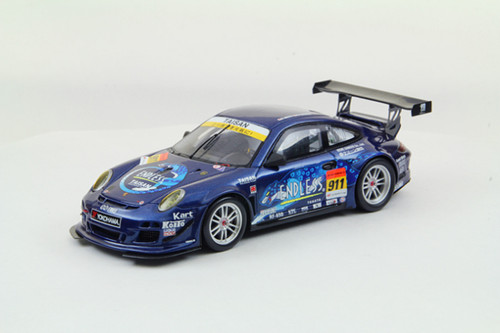 Ebbro 44755 Endless Taisan 911 Super GT300 2012 No.911 (Resin Model) 1/43 Scale