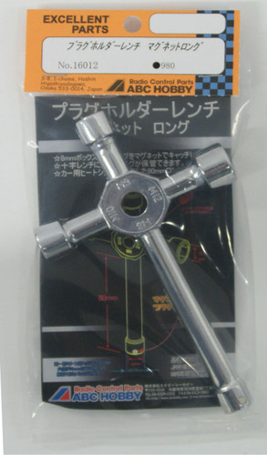 Pulg Holder Wrench Magnet Long