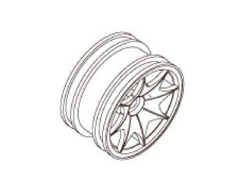 8S Type Wheels