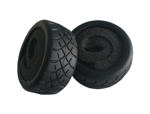CP-B Radial Tires (2 tires in set) For Carpet