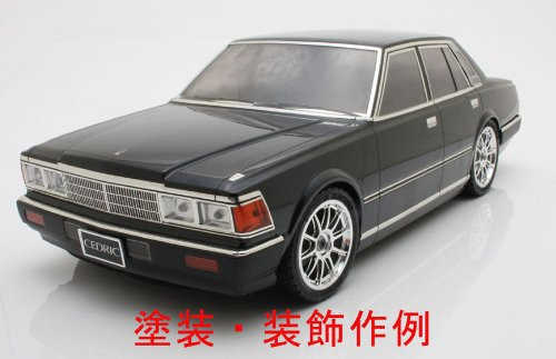 NISSAN CEDRIC 430 / Body Set / Rearview Mirror Combo