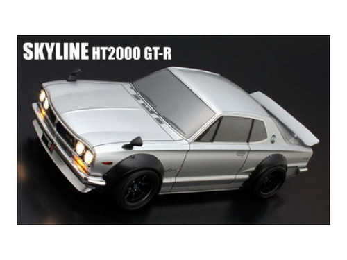 SKYLINE GT-R HAKOSUKA Street Over Fender Body Set