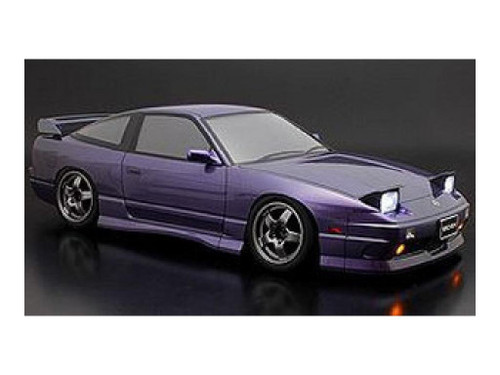 1/10 Nissan 180SX Clear Body