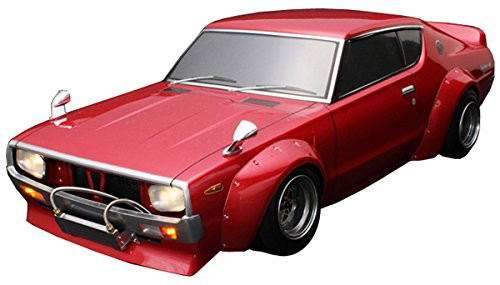 NISSAN SKYLINE KENMERI Cherry tail Ver. 1.5 / Body Set