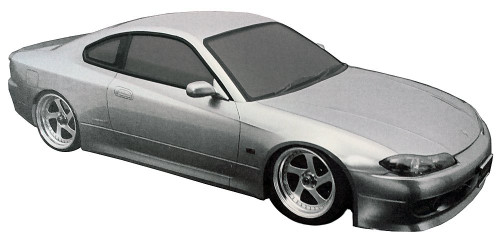 NISSAN SILVIA S15 / Body Set with Light Buckets