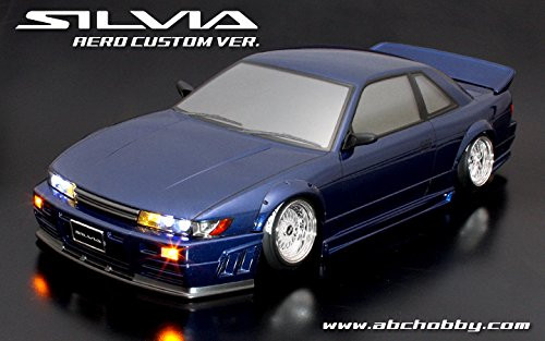NISSAN SILVIA S13 Aero Custom Body Set