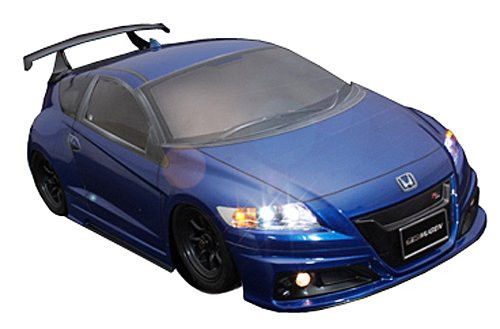 Gambado Mugen RZ (CR-Z) Clear Body