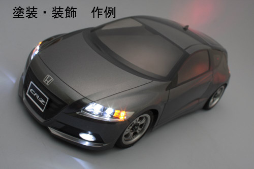 1/10 Mini Honda CR-Z Clear Body