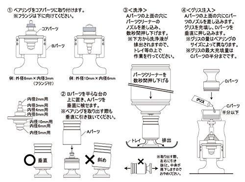 Bearing Maintenance Tool / Black
