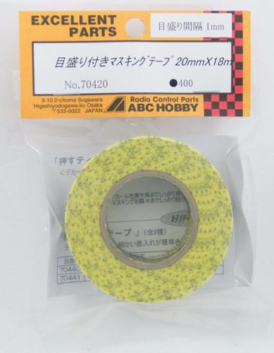 Masking Tape 20mm x 18m