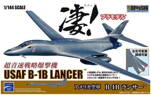 Doyusha 412633 US Air Force B-1B Lancer 1/144 Scale Kit